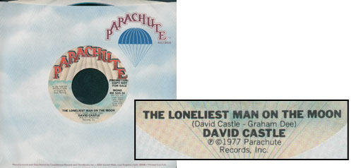 The Loneliest Man On The Moon single