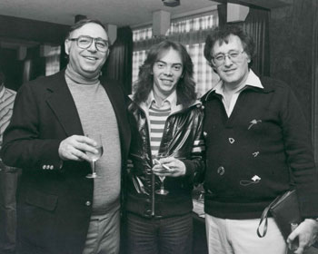 Russ Regan, david castle and Wally Schuster